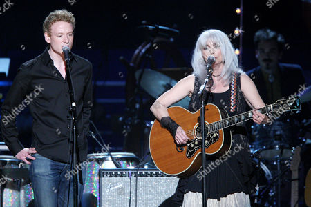Teddy Thompson and Emmylou Harris