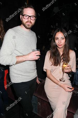 Sean Durkin and Rebecca Dayan