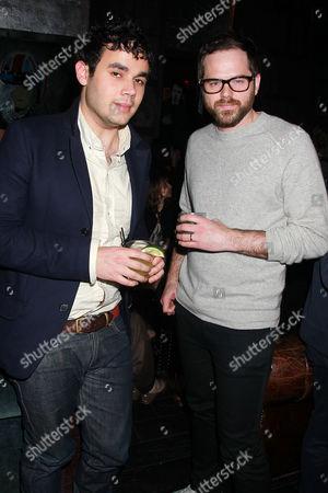 Rostam Batmanglij and Sean Durkin