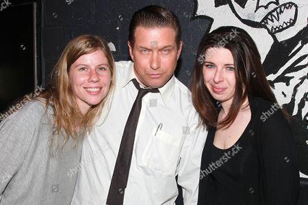 Caroline Murphy, Stephen Baldwin and Heather Matarazzo