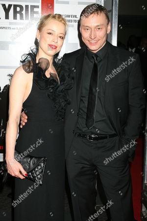 Sonja Kerskes and Werner Daehn