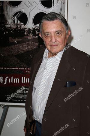 Editorial picture of Oscilloscope Laboratories present 'A Film Unfinished' film premiere, New York, America - 11 Aug 2010