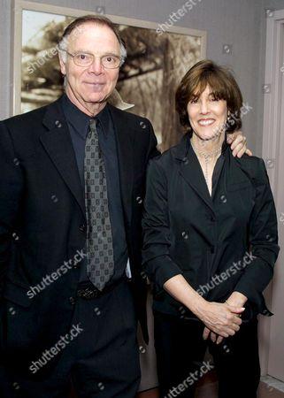 Nick Pileggi and Nora Ephron