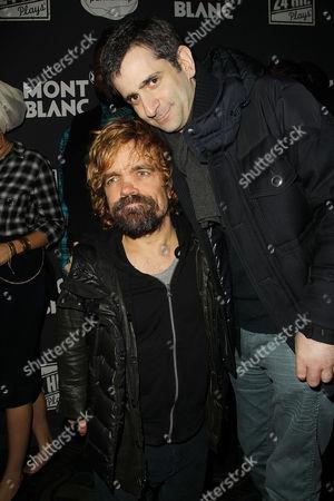 Peter Dinklage and Jonathan Marc Sherman
