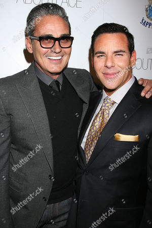 Stock Photo of Oribe Canales and Scott Barnes