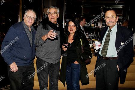 Stock Image of Mel Levine, Michael O'Neill, Bia Setti and Enrico Ferorelli