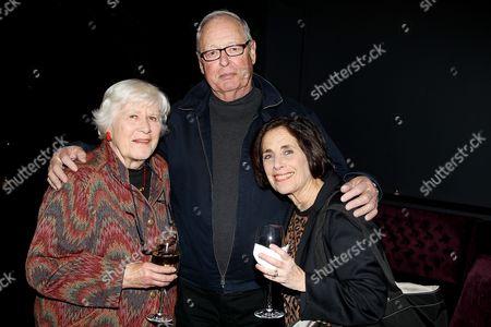 Jan Mason, Co Rentmeester and Marie Claude Wrenn
