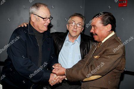 Stock Image of Co Rentmeester, John Olson and John Shearer