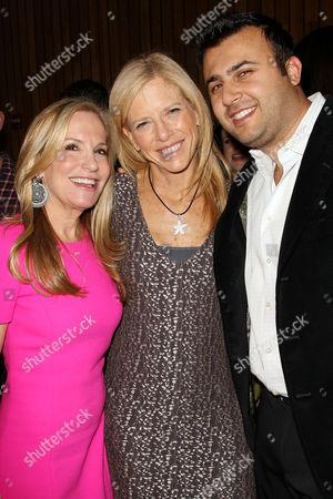 Amy Rosenblum, Lucy Danziger and Arsen Gurgov