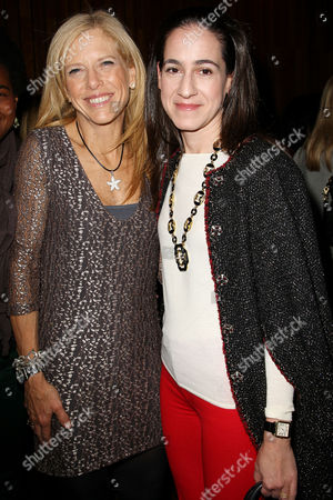 Lucy Danziger and Jane Lauder