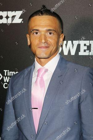 Editorial photo of 'Power' TV series premiere, New York, America - 02 Jun 2014