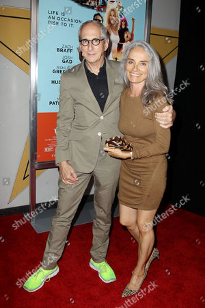 Stock Picture of Michael Shamberg (Producer) with Carla Shamberg