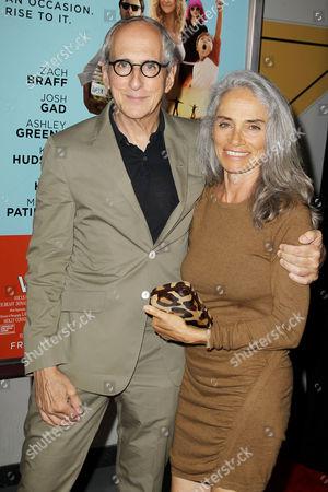 Stock Photo of Michael Shamberg (Producer) with Carla Shamberg