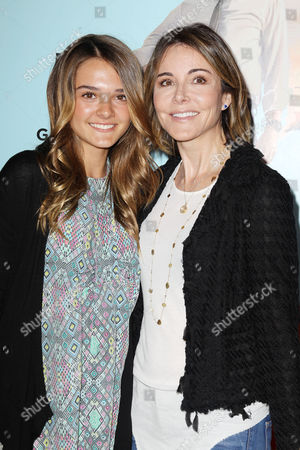 Charlotte Lawrence and Christa Miller
