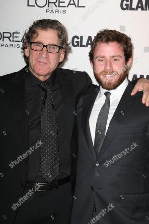 Paul Michael Glaser and son Jake Glaser