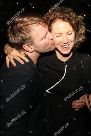 Ben Latham-Jones and Lynne Hendee (Producers; A Midsummer Night's Dream)