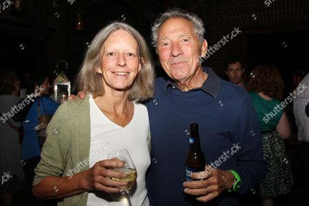 Gillian Horovitz and Israel Horovitz
