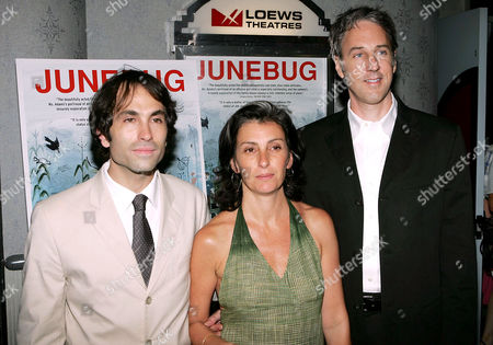Phil Morrison, Mindy Goldberg and Angus MacLachlan