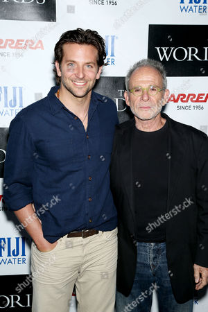 Bradley Cooper and Ron Rifkin