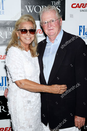 Editorial photo of 'The Words' film screening in The Hamptons, New York, America - 25 Aug 2012
