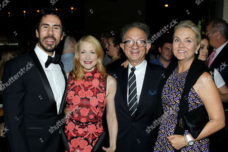 Gabriel Hammond (CEO Broad Green Pictures), Patricia Clarkson, Tom Ivey Long, Cornelia Guest