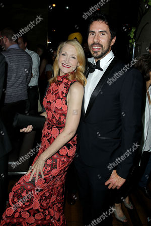 Patricia Clarkson, Gabriel Hammond (CEO Broad Green Pictures)