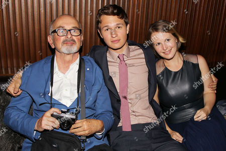 Editorial image of 'The Fault in Our Stars' film premiere after party, New York, America - 02 Jun 2014