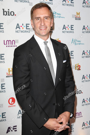 Editorial picture of A&E Upfront, New York, America - 09 May 2012