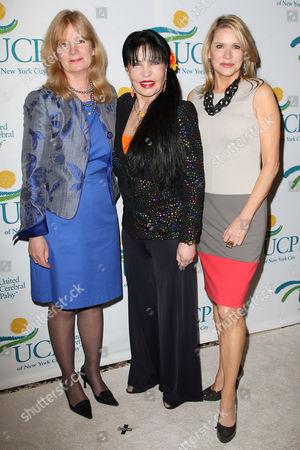 Barbara Annis, Loreen Arbus and Patricia Duff