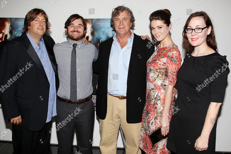 Jonathan Schwartz, James Ponsoldt, Tom Bernard, Mary Elizabeth Winstead