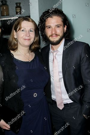 Rosie Alison (Producer), Kit Harington