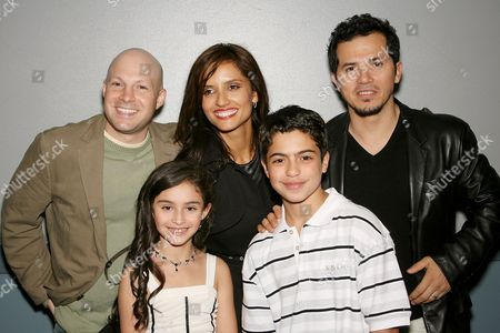 Salvatore Stabile, Leonor Valera, John Leguizamo, Samantha Rose and David Castro