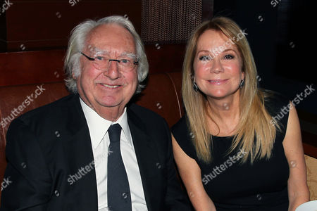 Richard Meier and Kathie Lee Gifford