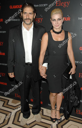 Michael Imperioli and wife Victoria Imperioli
