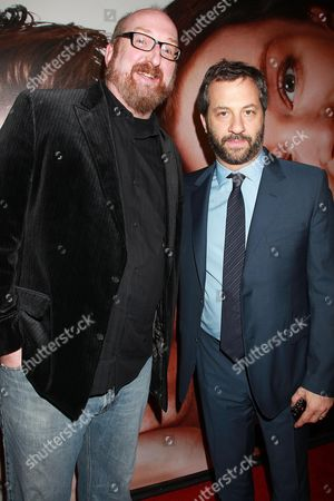 Brian Posehn and Judd Apatow