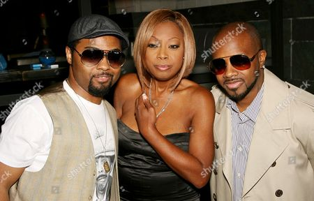 Musiq Soulchild, Star Jones, Jermaine Dupri