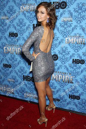 Editorial photo of 'Boardwalk Empire' TV Programme, Season 3 Premiere in New York, America - 05 Sep 2012
