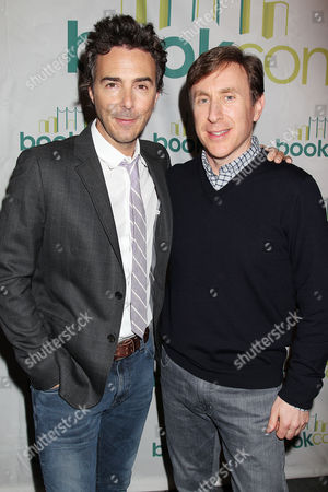 Shawn Levy and Jonathan Tropper