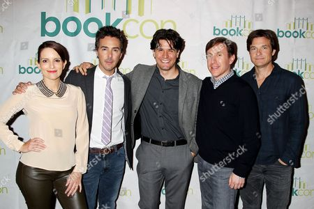 Tina Fey, Shawn Levy, Anthony Breznican, Jonathan Tropper and Jason Bateman