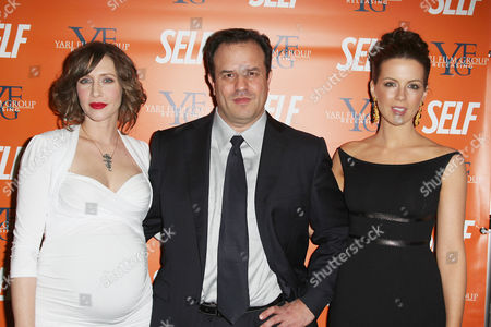 Vera Farmiga, direcor Rod Lurie, and Kate Beckinsale