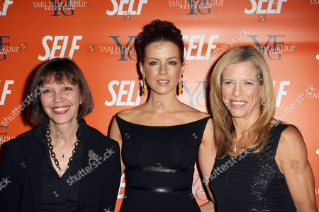 Judith Miller, Kate Beckinsale and Lucy Danziger