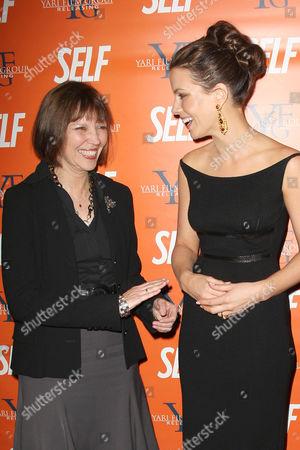 Judith Miller and Kate Beckinsale