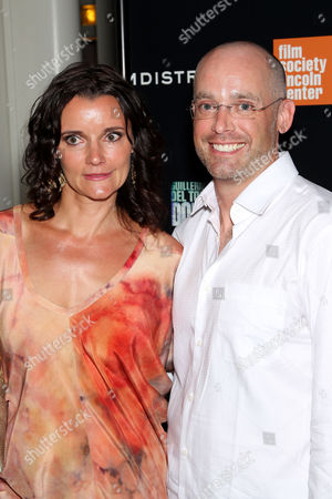 Troy Nixey (Director) with Wife