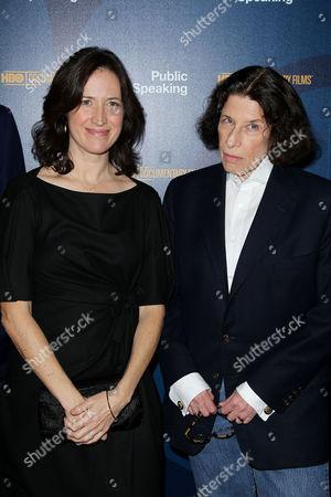 Margaret Bodde (Producer), Fran Lebowitz