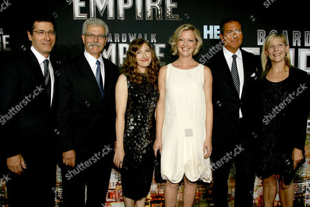 Eric Kessler, Bill Nelson, Kelly Macdonald, Gretchen Mol, Richard Plepler