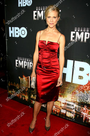 Editorial picture of 'Boardwalk Empire' HBO TV series premiere, New York, America - 15 Sep 2010