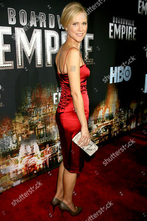 Editorial image of 'Boardwalk Empire' HBO TV series premiere, New York, America - 15 Sep 2010