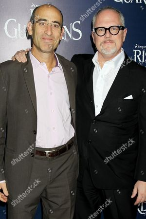 Stock Picture of Michael Siegel and William Joyce