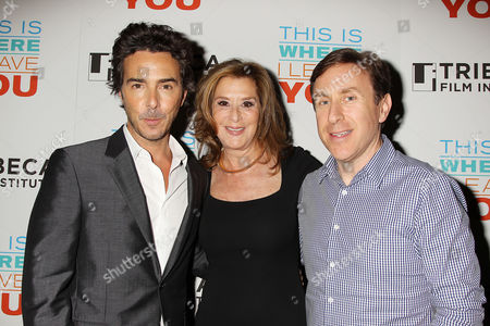 Shawn Levy, Paula Weinstein, Jonathan Tropper