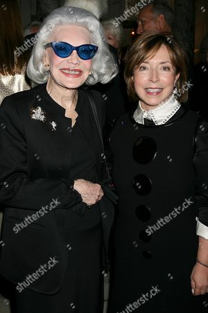 Anne Slater and Paula Wallace